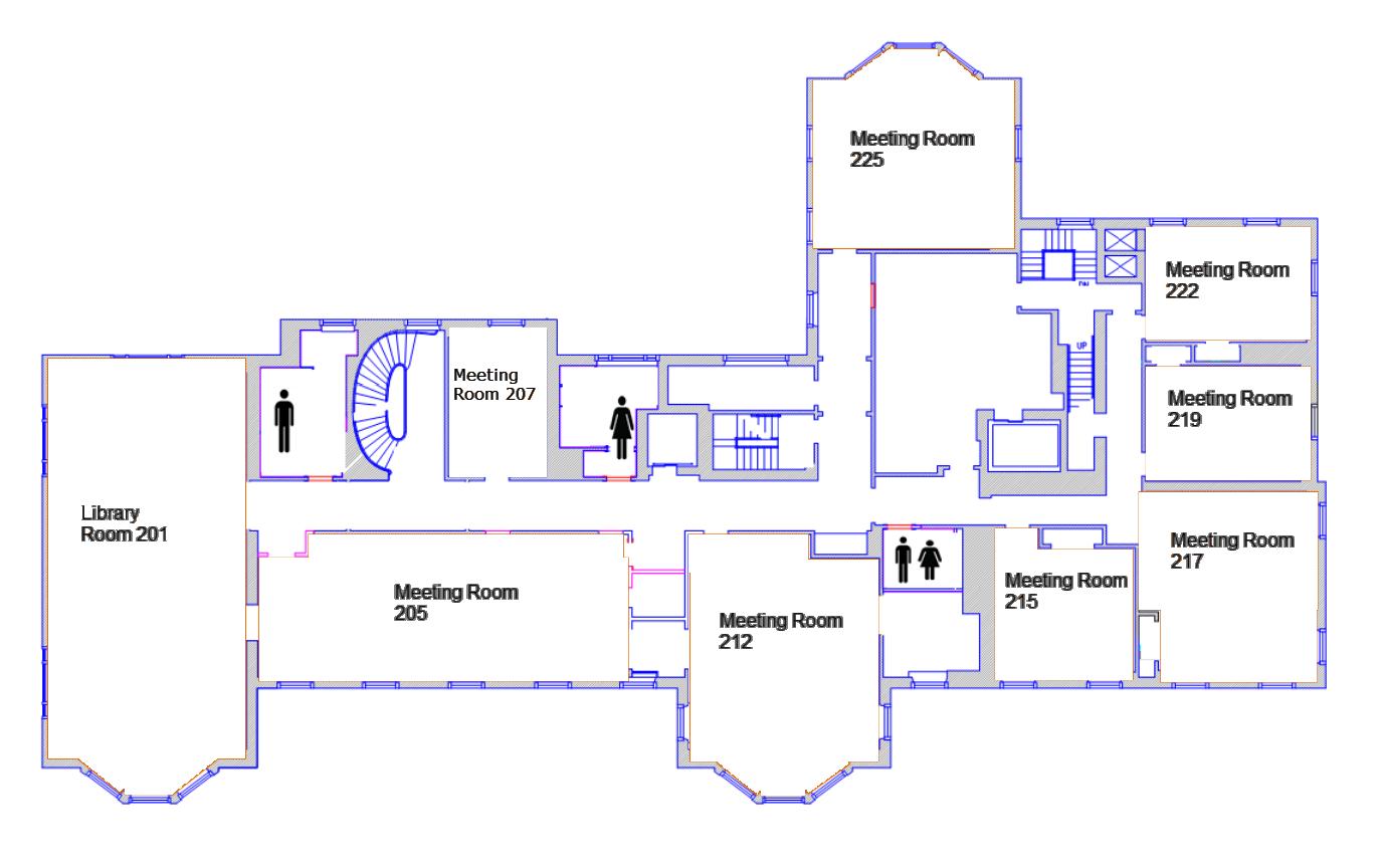 Room    Diagrams      Capacity      Harvard    Faculty Club